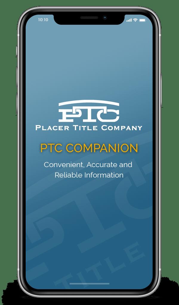 PTC Companion App