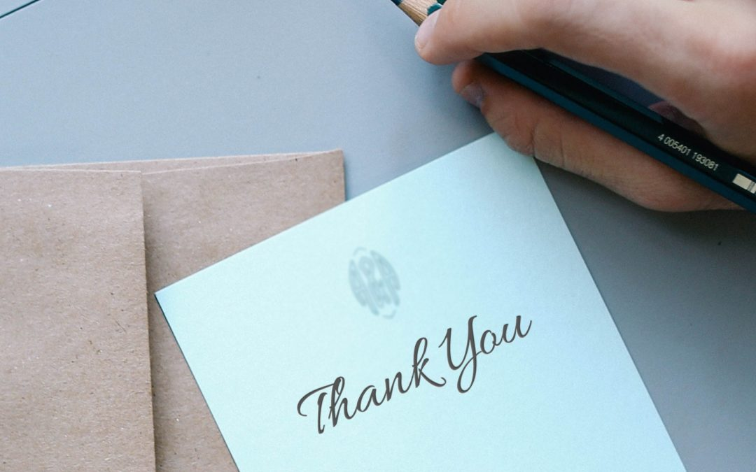 Saying Thank You To Your Staff Could Be The Perfect Resolution For 2020