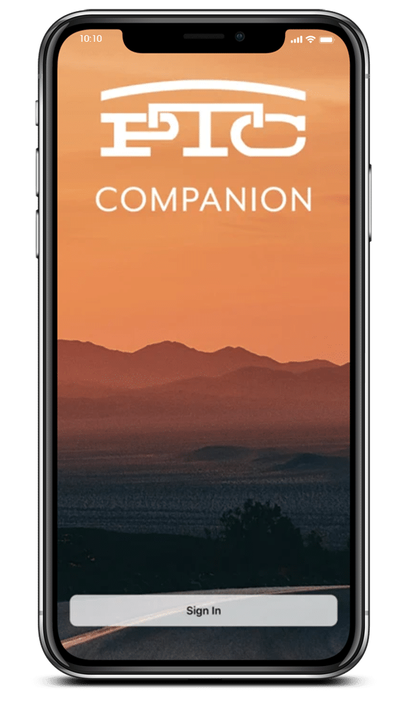 PTC Companion Mobile App